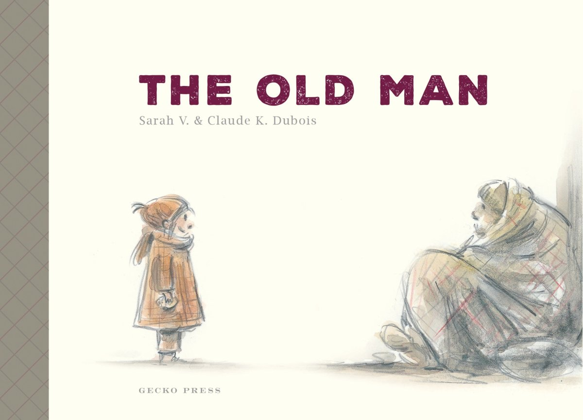 the old man book